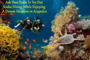 Adventurous Scuba Diving Acapulco
