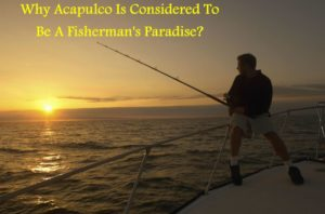 Fishing boat charter Acapulco